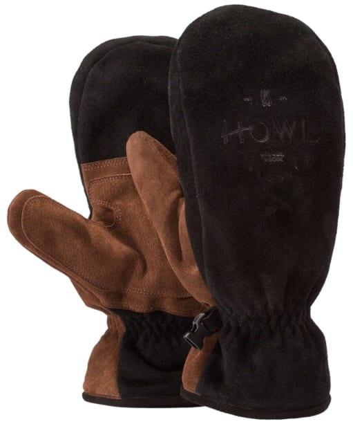 Howl Highland Mitts - Black