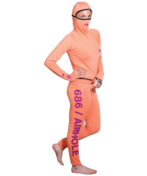 Women's 686 Thermal Airhole Base Layer - Coral