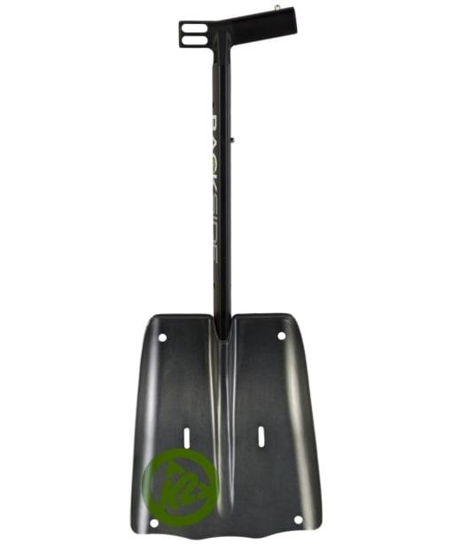K2 Rescue Shovel Backside - Black