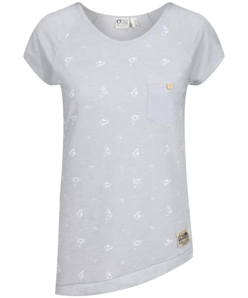 Women's Picture Fixe T-Shirt - Grey