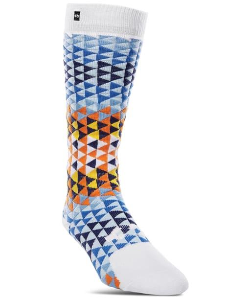 Women's ThirtyTwo Spectrum Snowboard Socks - White