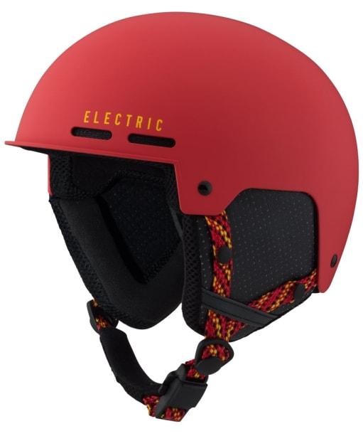 Electric Saint EPS Helmet - Matte Red