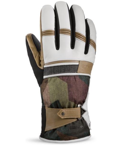 Dakine Targa Gloves - Patchwork Camo