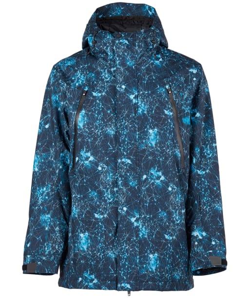 Men's Bonfire Static Insulated Snowboard Jacket - Linear