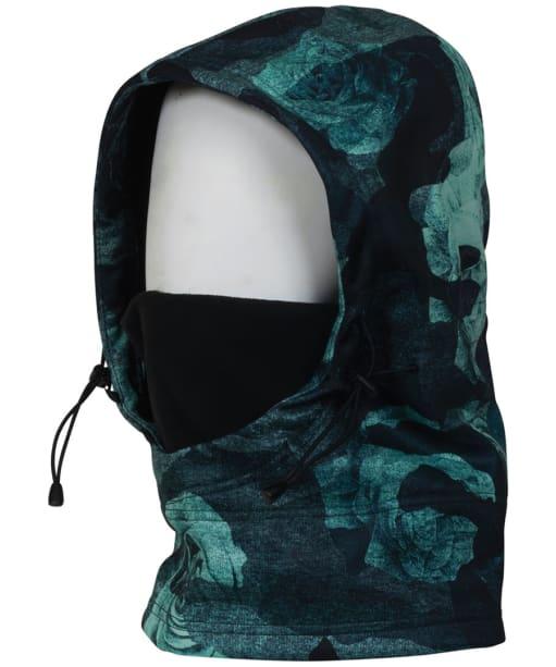 686 Patriot Bonded Snowboard Hood - Crystal Green Camo