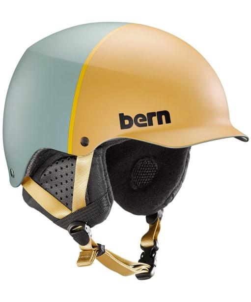 Bern Baker Hat Helmet - Matte Khaki