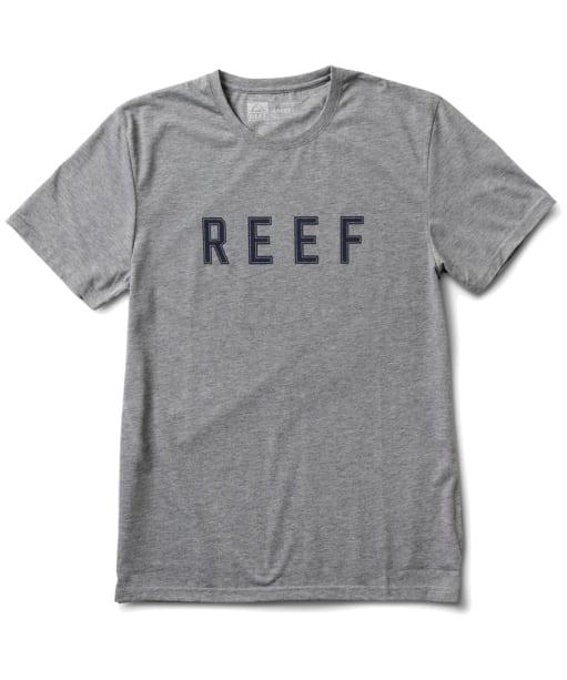 Men's Reef Surfari T-Shirt - Grey / Navy