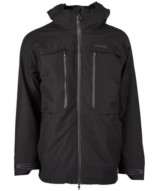 Men's Bonfire Terra 2-Layer Stretch Snowboard Jacket - Black