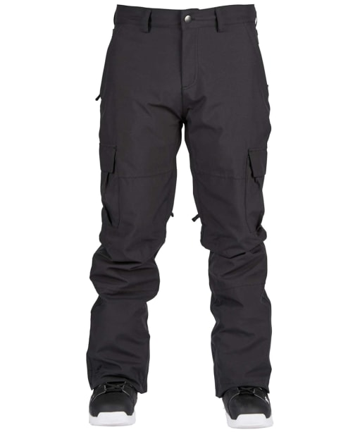 Men's Bonfire Tactical Snowboard Pants - Black