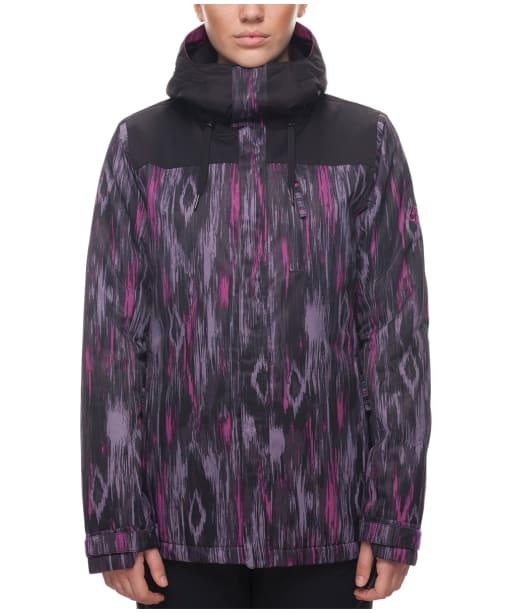 Women's 686 Eden Snowboard Jacket - Diamond Ikat