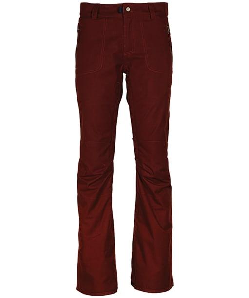 Women's 686 After Dark Snowboard Pants - Rusty Red
