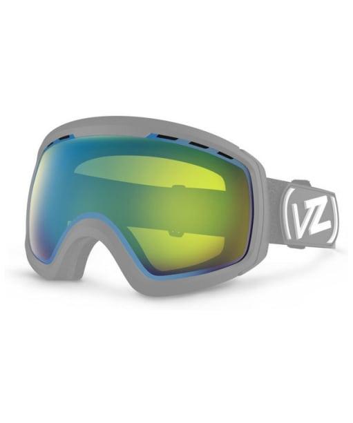 VonZipper Feenom Replacement Goggle Lens - Yellow Chrome
