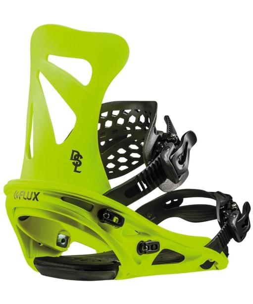 Flux DSL Snowboard Bindings - Neon Yellow