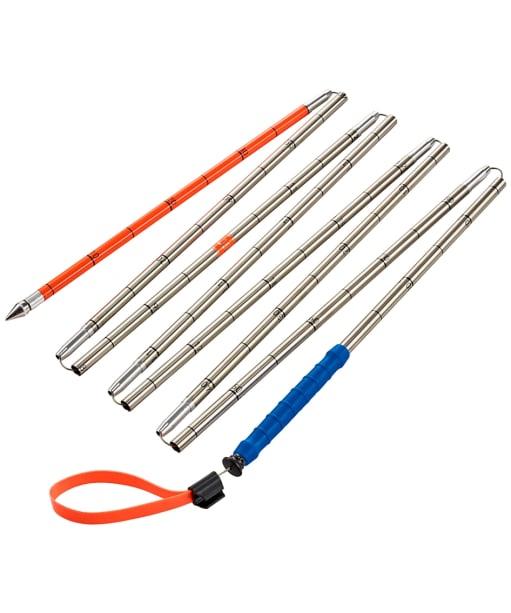 Ortovox Steel 320+ PFA Avalanche Probe - Steel / Silver