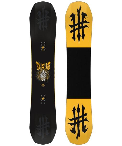 Lobster Halldor Pro Wide Snowboard 156cm - Black