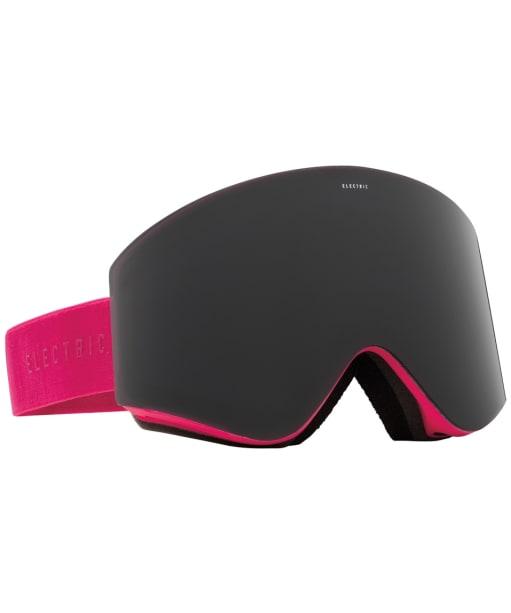 Electric EGX Snowboard Ski Goggles - Solid Berry