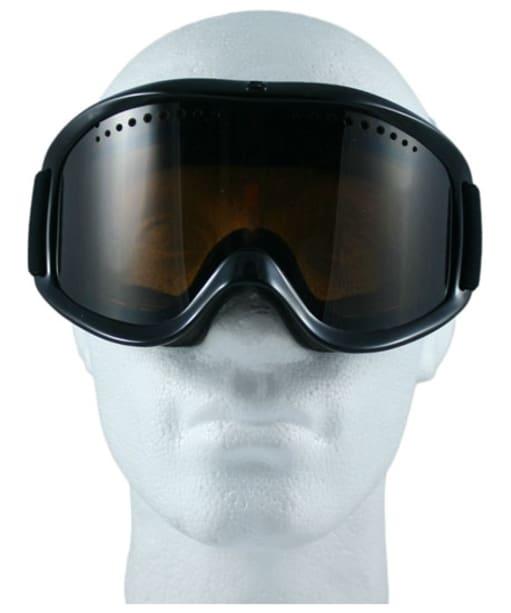 VonZipper Sizzle Snowboard Ski Goggles - Black Gloss