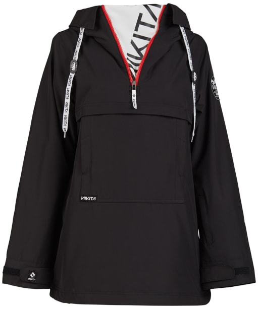 Women's Nikita Hemlock Snowboard Jacket - Black