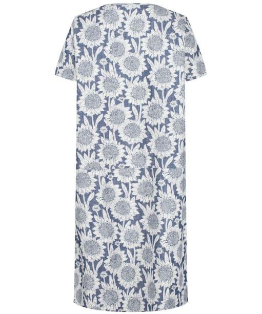 Women's Seasalt Veryan Dress - Botanical Blooms Indigo