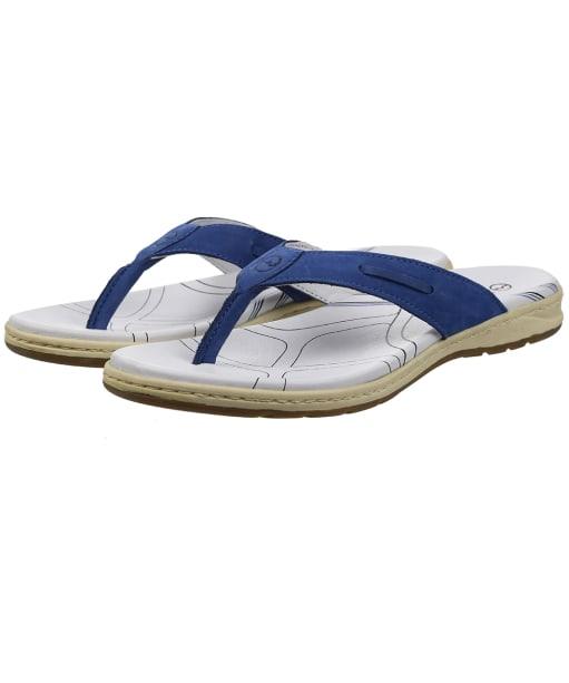 Women's Orca Bay Maui Beach Sandals - Royal Blue