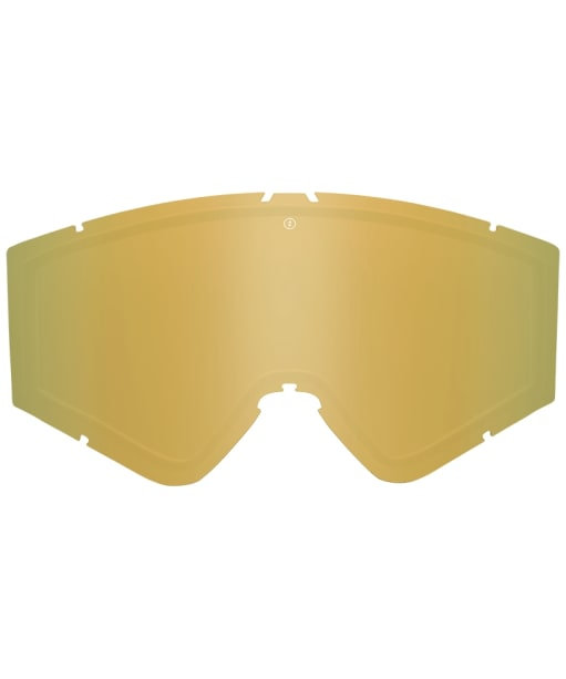 Electric Kleveland Replacement Goggle Lenses - Brose / Gold Chrome