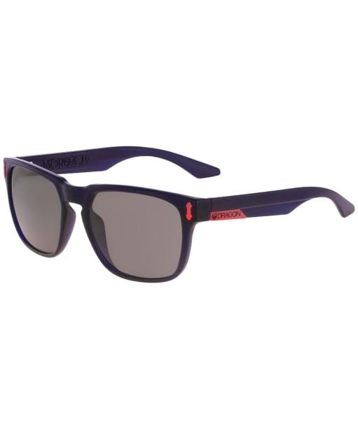 Dragon Monarch Sunglasses - Crystal Navy