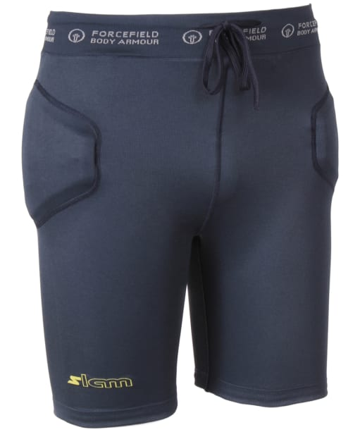 Forcefield Protection Slam Shorts Level 1 - Navy / Royal Blue