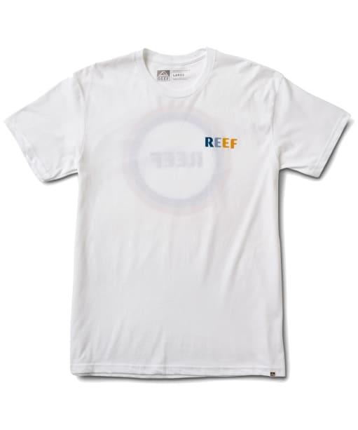 Men's Reef Circle T-Shirt - White