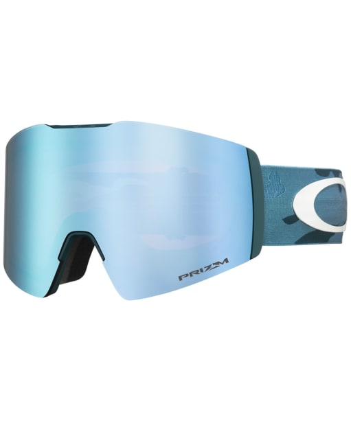 Oakley Fall Line XL Snow Goggles - Camo Blue