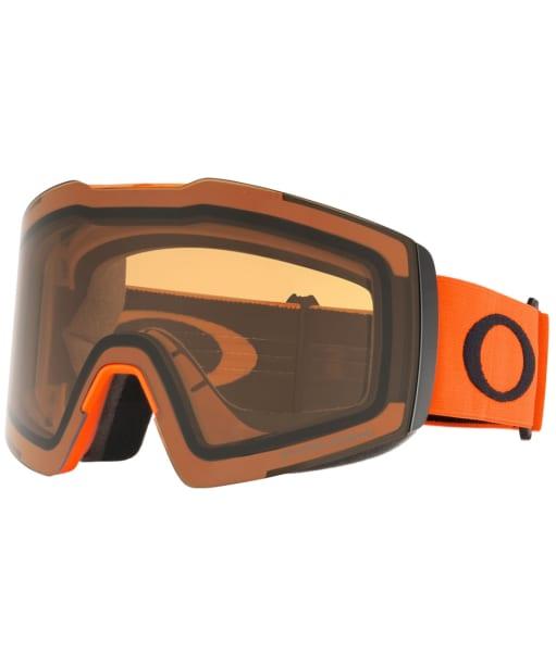 Oakley Fall Line XL Snow Goggles - Neon Orange