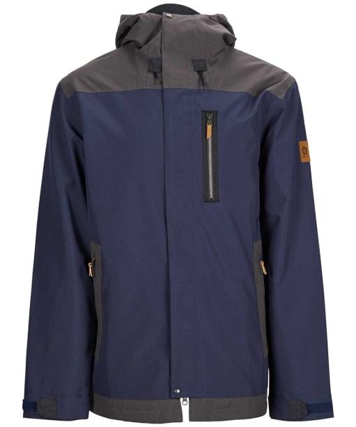 Men's Sessions Scout Snowboard Jacket - Navy / Dark Grey