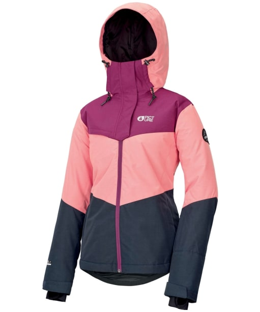 Women's Picture Week End Snowboard Jacket - Coral