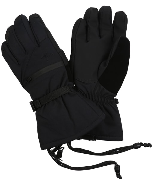 POW Cascadia Gloves - Black