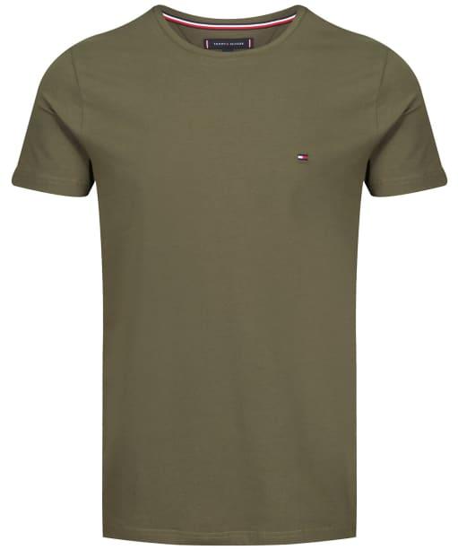 Men's Tommy Hilfiger Stretch Slim Fit Tee - Putting Green