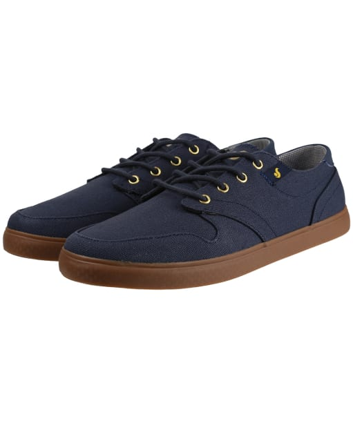 Men's DVS Whitmore Skate Shoes - Navy Canvas