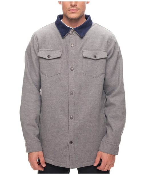 Men's 686 Divide Sherpa Jacket - Grey