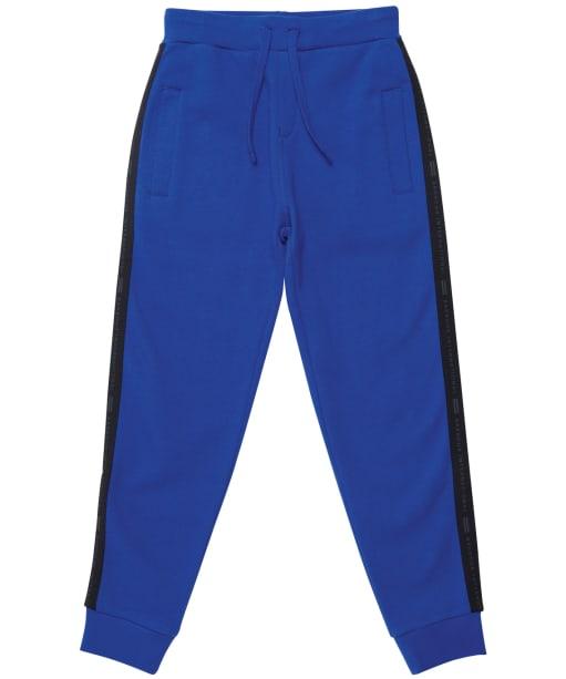 Boy's Barbour International Tape Track Pants – 10-14yrs - Atlantic Blue