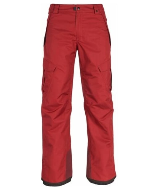 686 Infinity Insulated Cargo Pants - Rusty Red