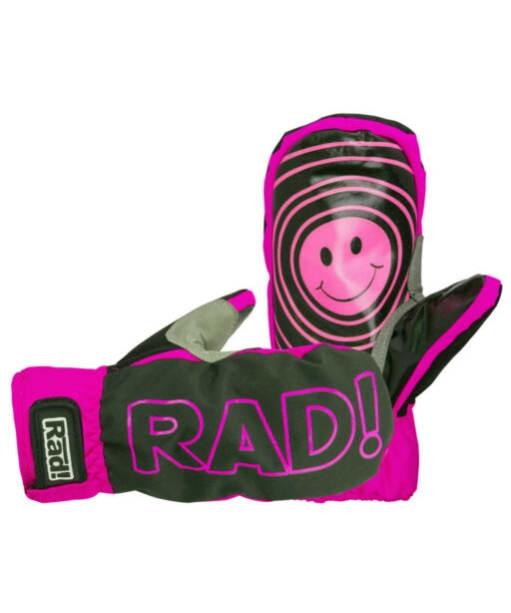 Rad Gloves Smitten Mitten - Hot Pink