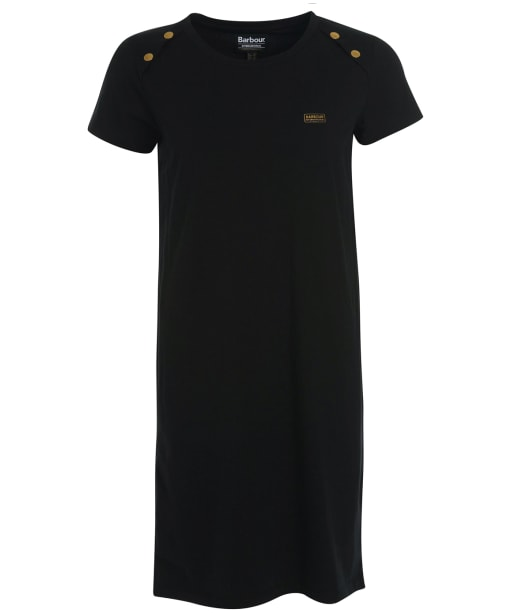 Women's Barbour International Delta Dress - Black