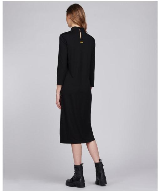Women's Barbour International Reine Dress - Black