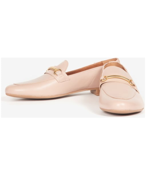 Women's Barbour Ashley Loafers - Nude