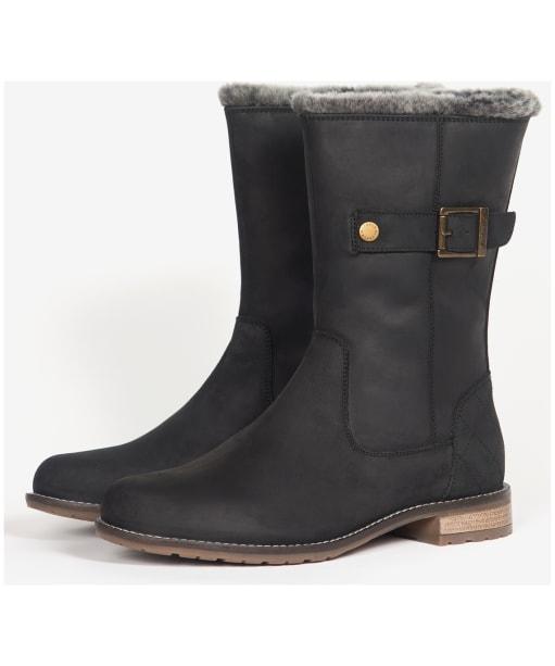 Clare Boot                                    - Black