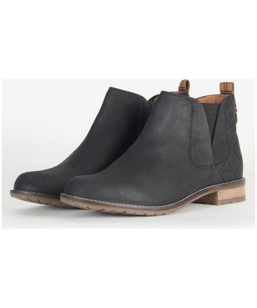 Maia Chelsea Boot                             - Black
