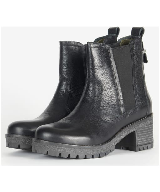 Women's Barbour Kirk Chelsea Boot - Black