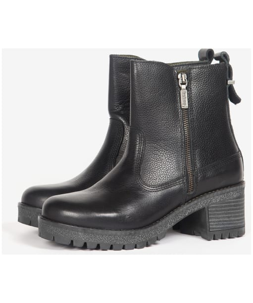 Women's Barbour Mckeand Ankle Boots - Black