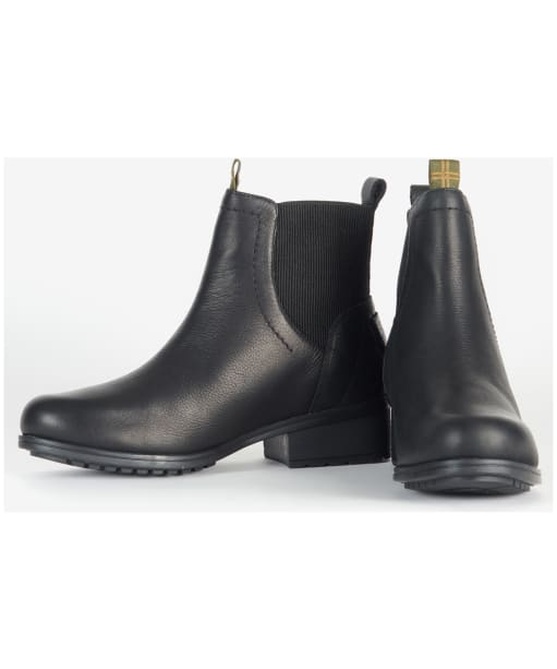 Eden Chelsea Boot                             - Black