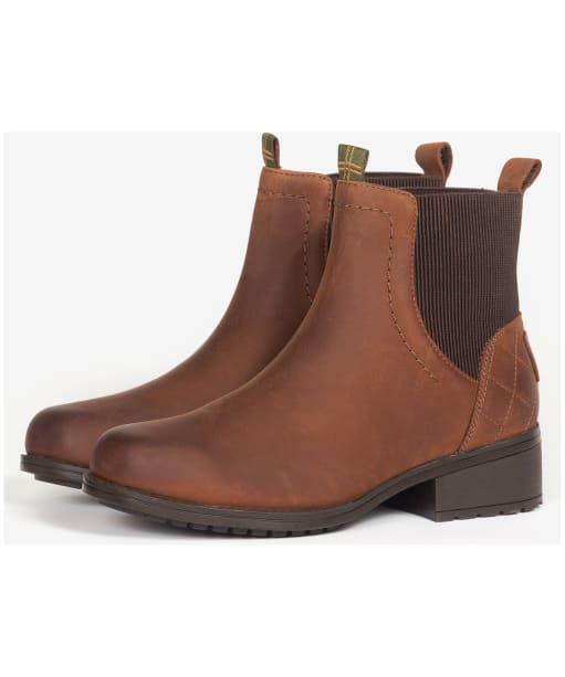 Eden Chelsea Boot                             - Brown