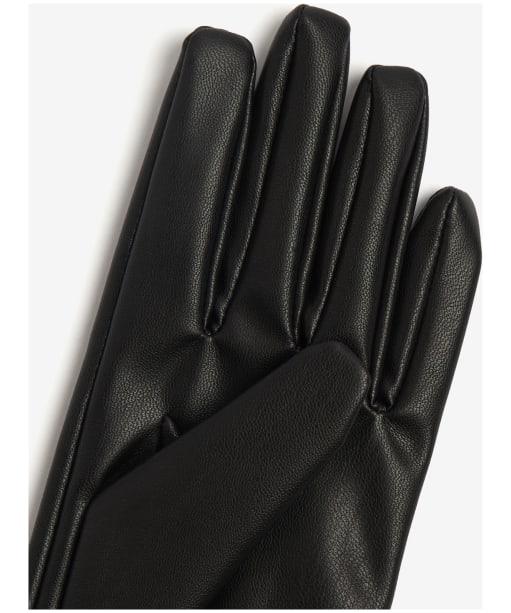 Women's Barbour International Spada Gloves - Black