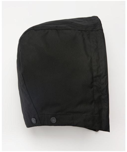 Women's Barbour Re-engineered Hood - BLACK/MODERN